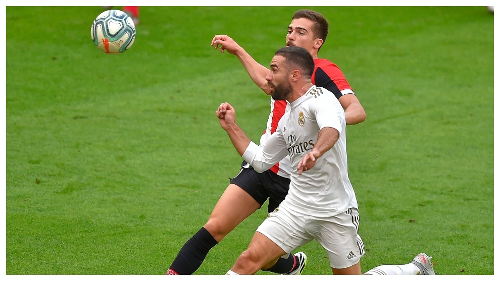 Sergio Ramos and Carvajal suspended for match against Alaves