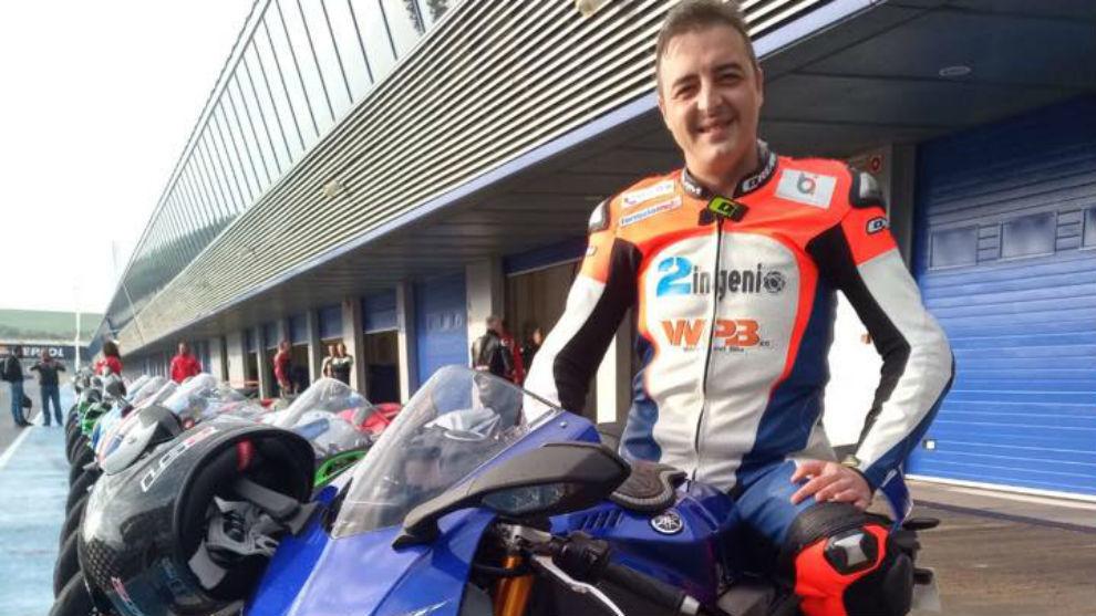 Ismael Bonilla, fallecido hoy en Jerez.