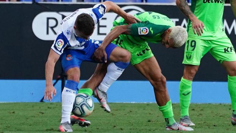 El Espanyol se desespera y está más cerca el segundo del Lega