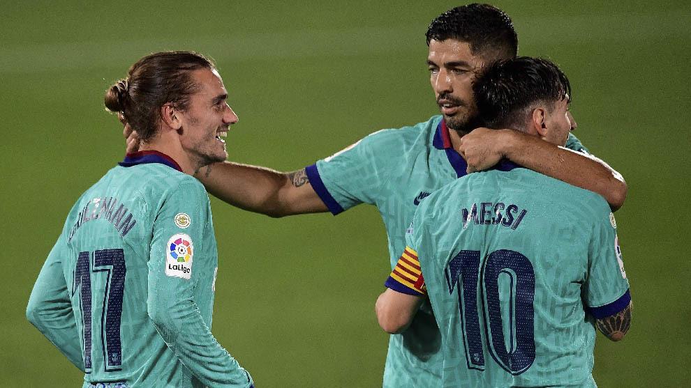 Barcelona bounce back in style