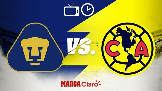 Pumas vs América en vivo: Horario de la jornada 2 de la Copa GNP por...