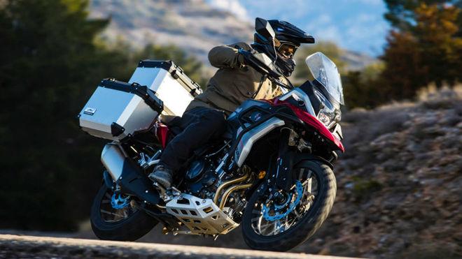 La Macbor Montana XR5 tiene un precio de 6.499 euros.