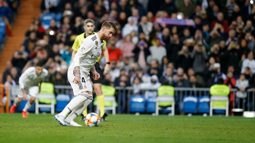 """""""El día que Sergio Ramos falle un penalti, que no sea por una pijada"""""""