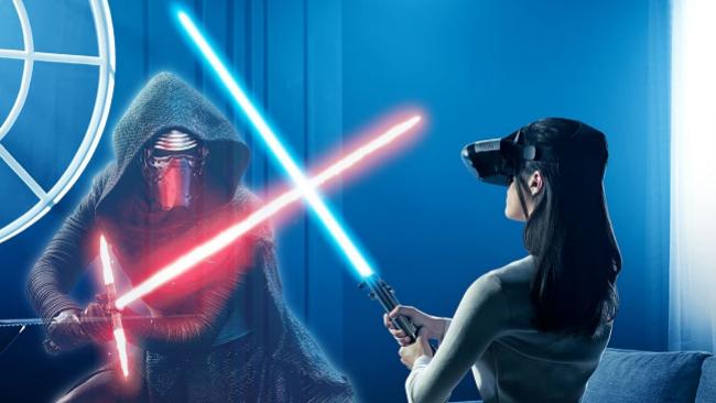 Star Wars: así es el set de realidad virtual para 'smartphone' que te convertirá en Jedi