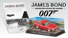 Colección Coches Bond: Sábado 11 AMC HORNET + fascículo por sólo 9,95¤