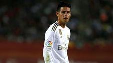 Los cinco motivos de James para explotar por su situación en el Madrid
