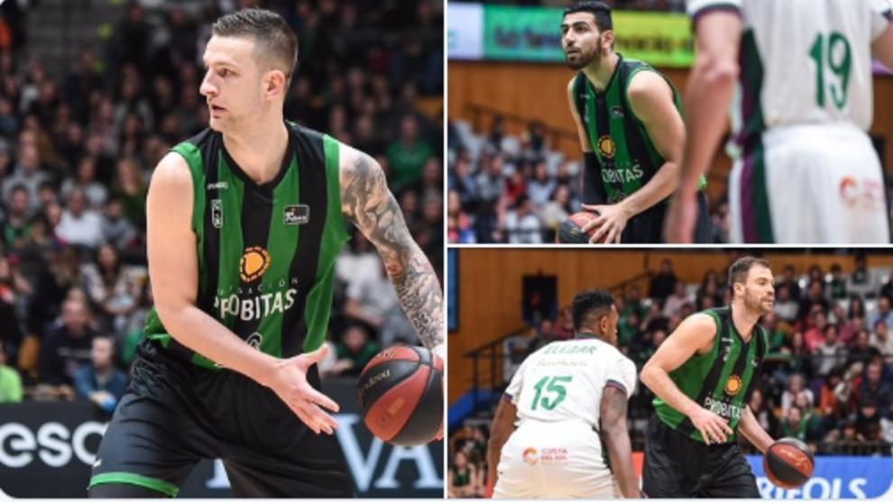 Omic, Kanter y Stevic, los tres jugadores que no seguirán en el...