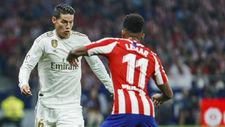 ¿Tendría James sitio como titular en el Atlético de Madrid?