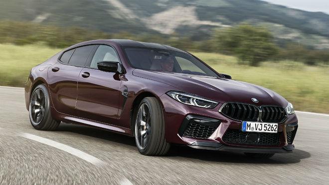 El BMW M8 Competition Gran Coupé es perfecto para viajar o para...