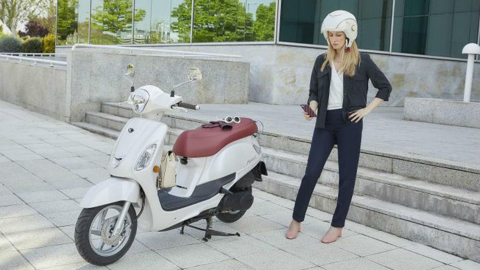 Las mujeres, al rescate de la industria del scooter
