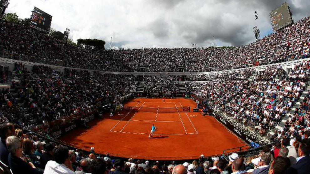 Una imagen del Campo Centrale de Roma