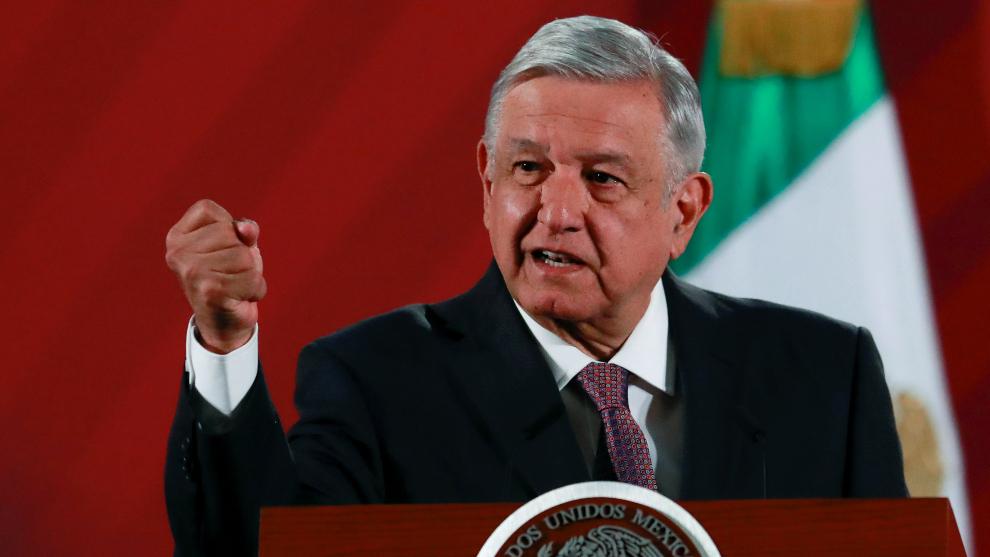 El Presidente de México, Andrés Manuel López Obrador, visitará...