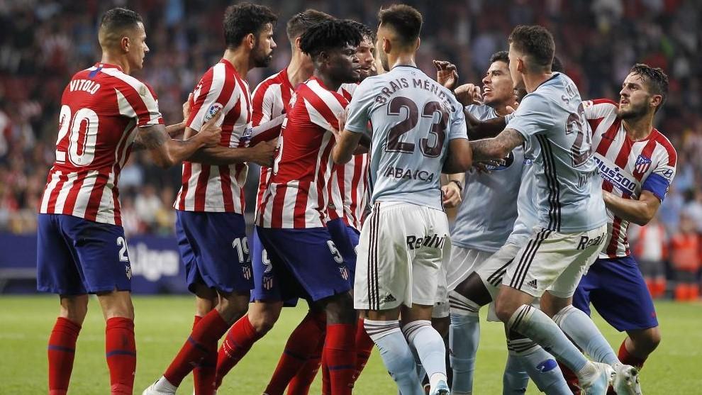 Celta vs Atletico: Celta Vigo vs Atletico Madrid: Time to clinch Champions  League qualification | MARCA in English