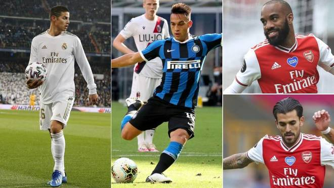 Tuesday's transfer round-up: Lautaro's release clause, Lacazette to Atletico...