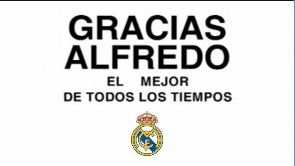 Real Madrid commemorate six years since Di Stefano's passing