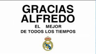 Seis años sin Di Stéfano: el emotivo recuerdo del Real Madrid