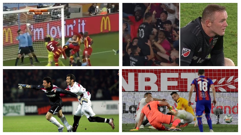 El de Ocampos y otros finales locos en la historia del fútbol, ¿con cuál te quedas?