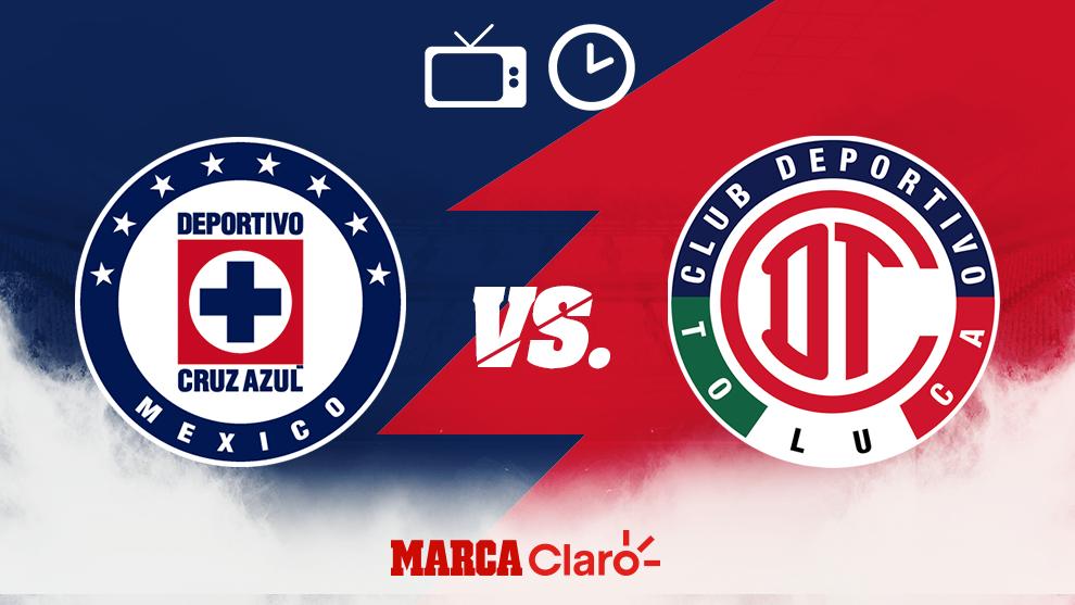 Cruz Azul vs Toluca en vivo minuto a minuto la Copa GNP por México