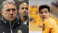 """Martino quiere a Jiménez en al United: """"En la Juve CR7 sería un problema"""""""