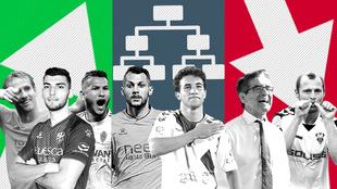 La Segunda división, más abierta que nunca: las cuentas de los 21 equipos que se la juegan