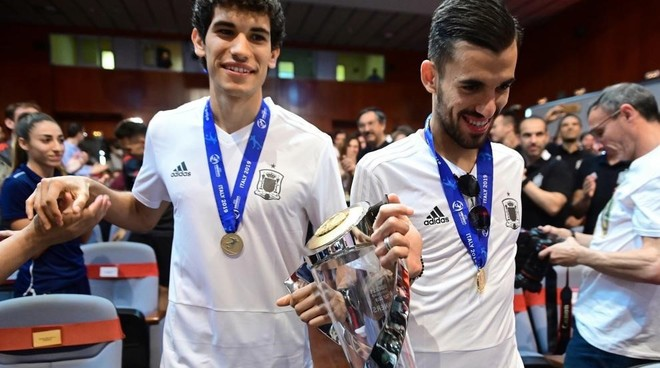 Vallejo and Ceballos could be sold.