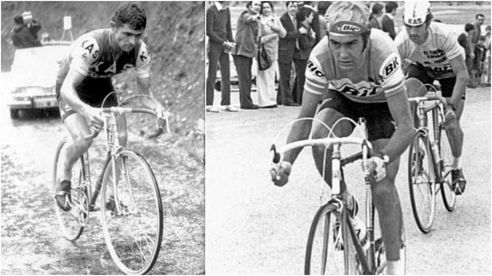 """Fuente-Ocaña, la gran rivalidad de los 70: """"Llevaron el ciclismo español a cotas inimaginables"""""""