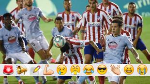 Algo no funciona en tu millonaria estrella cuando Correa o Llorente aportan más...