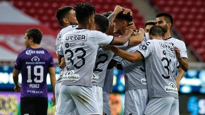 Atlas 'arrebató' la victoria ante Mazatlán.