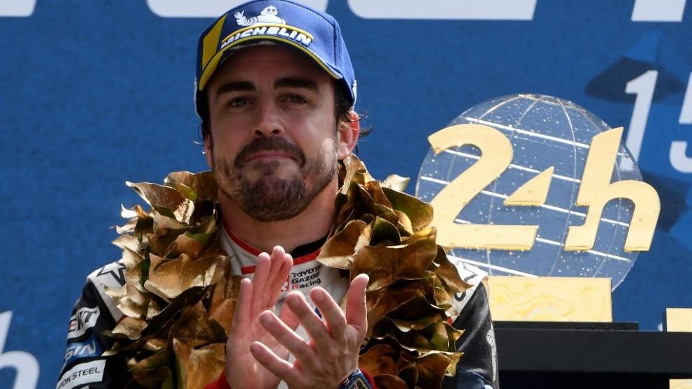 Fernando Alonso anunciará este miércoles su regreso a la Fórmula 1...