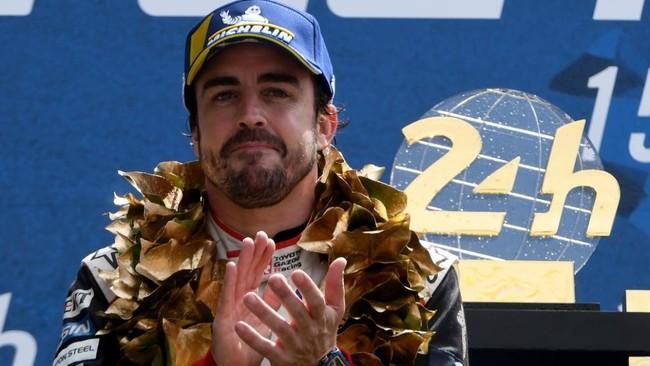 La vuelta de Fernando Alonso a la Fórmula 1, en directo