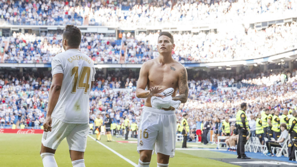 Real Madrid's four priority sales this summer
