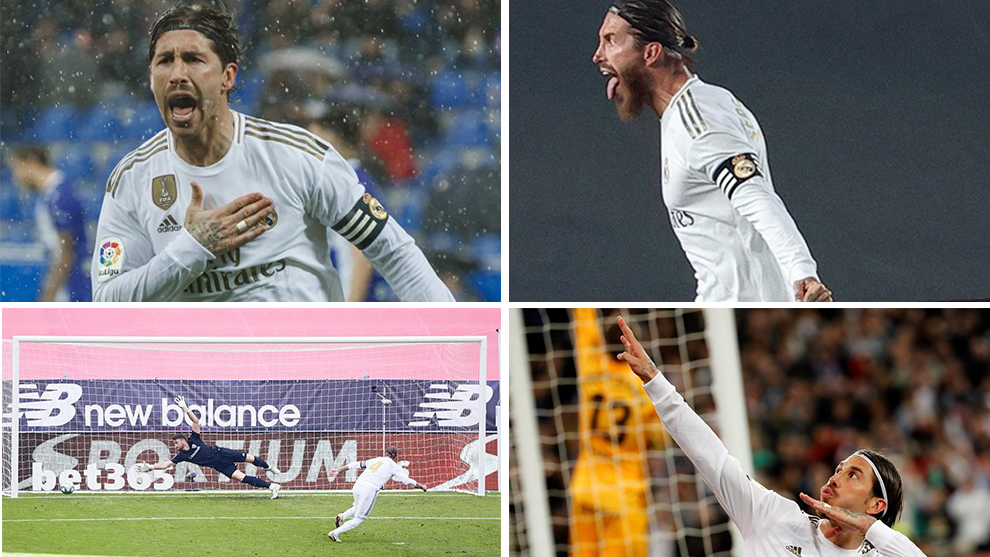 The decisive Sergio Ramos: He's earned 11 points for Real Madrid himself