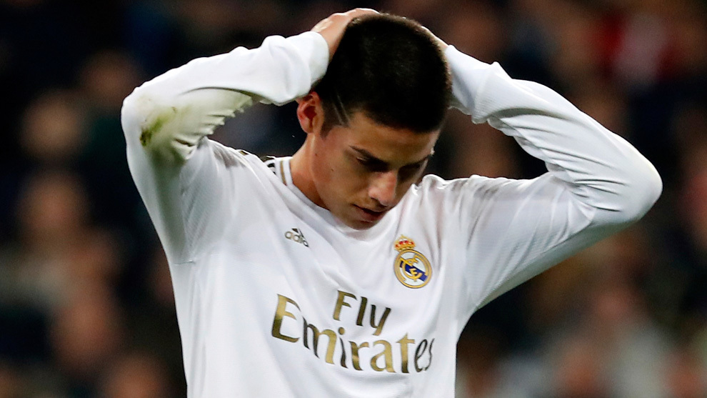 James Rodriguez and the comeback that never worked out