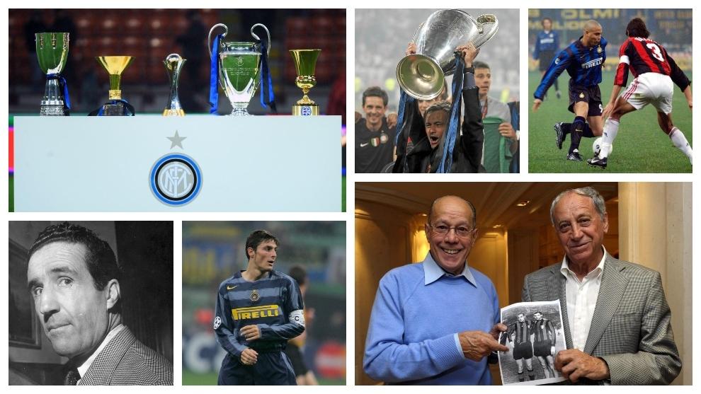 La historia del Inter en 10 momentos
