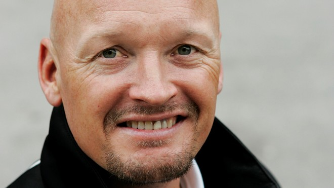 El noruego Finn Christian Jagge