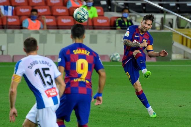 La rosquita de Messi.