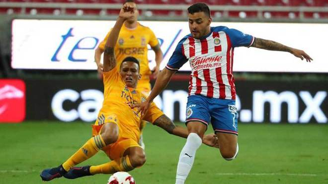 Chivas vs Tigres en vivo y en directo online; minuto a minuto de la...