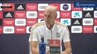 Así se lio Zidane: preguntado por Jovic... desvela lo de Vinícius