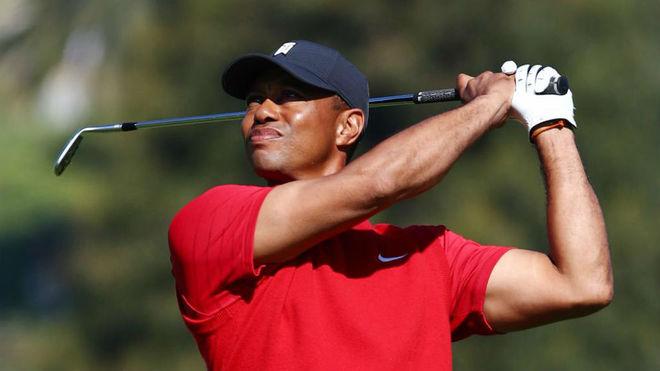Tiger Woods, en el Genesis Invitational.