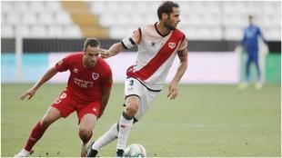 Higinio presiona a Mario Suárez para que no inicie una acción con el...