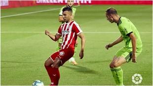 Petrovic intenta que Borja García no arranque la carrera con le...