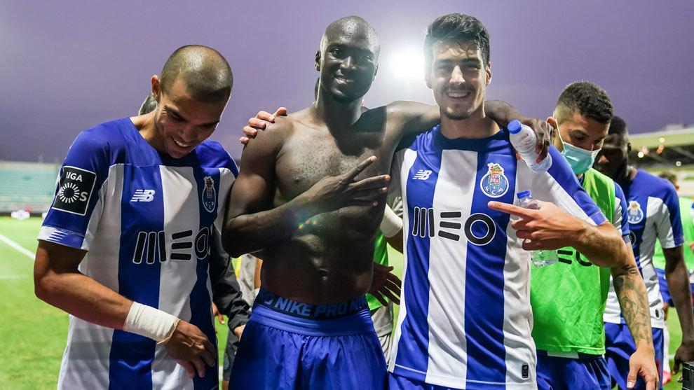 Al Oporto le falta un punto para proclamarse campeón