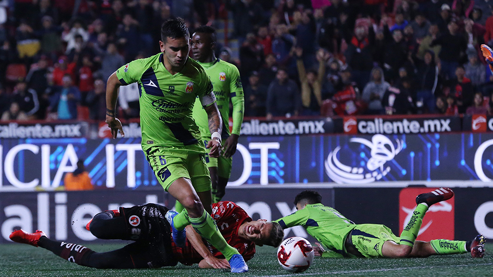 Sebastián Vegas defenderá los colores de Monterrey
