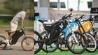 La lujosa bicicleta de Piqué y una aceleración bestial en segundos