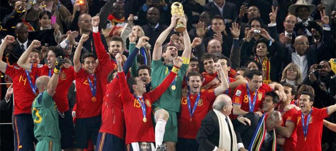 World Anniversary Spain 2010: Que font les champions du monde en Afrique du Sud maintenant? Coachs, représentants, entrepreneurs ... - Euro 2020
