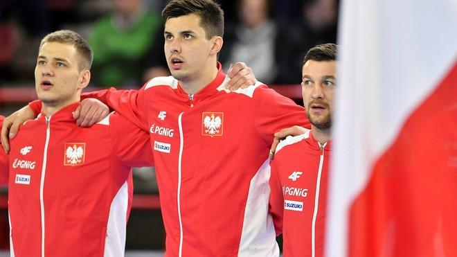 La selección de Polonia, en el pasado Torneo Internacional de España...