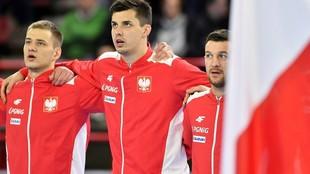 La selección de Polonia, en el pasado Torneo Internacional de España