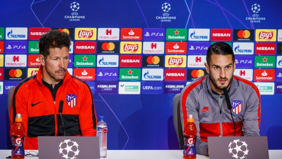Atletico Madrid's reasons for cautious optimism