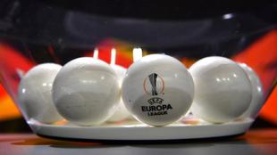 Quedaron definidos los enfrentamientos restantes de la Europa League