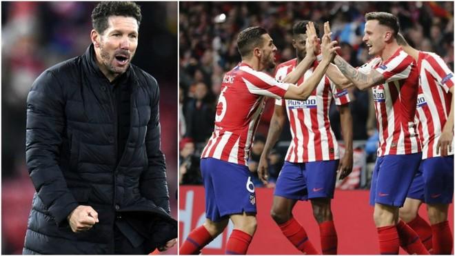 Al Atlético le sobran los motivos para creer en levantar la Champions